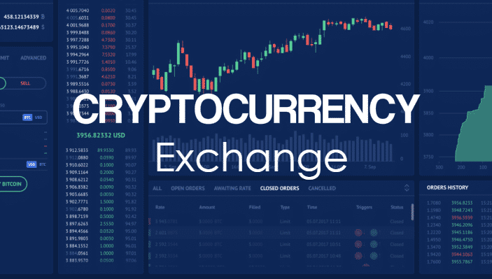 What are exchanges in cryptocurrency?