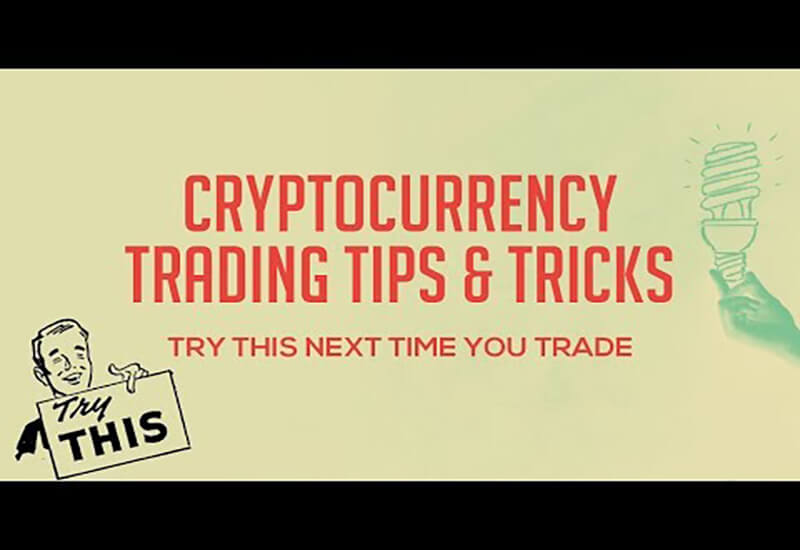 What are some cryptocurrency trading tricks?